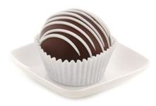 gluten free chocolate cake ball